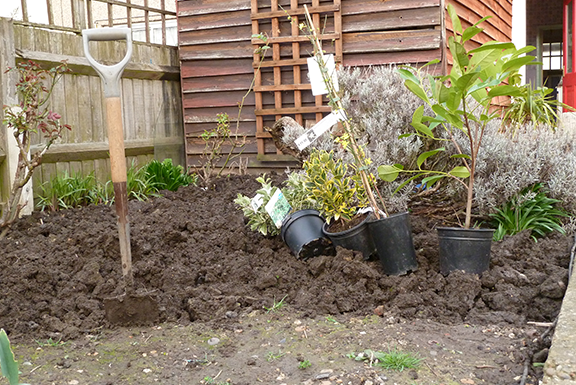 For Gardening & Landscaping